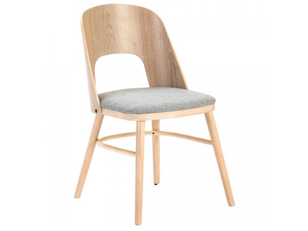 Jasanová jídelní židle Marckeric Bruxelles