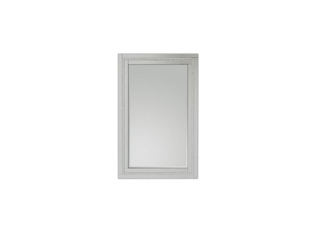 Závěsné zrcadlo Corio 70x100 s krystaly