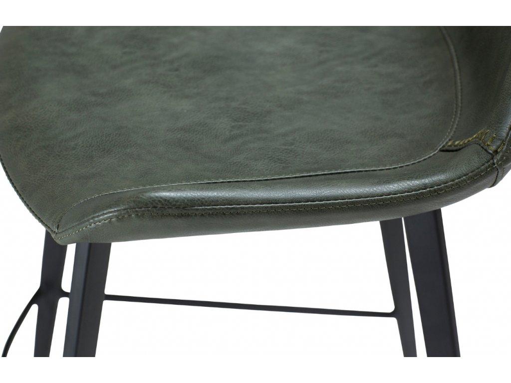 Zelená židle DanForm Hype