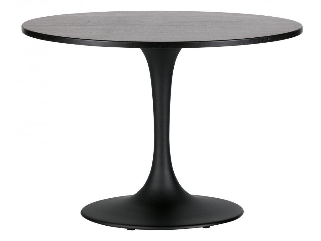 Masivní kulatý jídelní kulatý stůl Blues ø110 cm