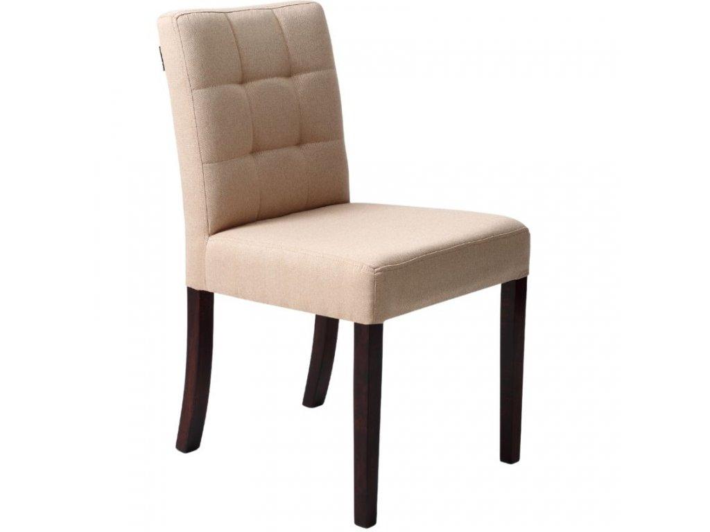 Béžová látková jídelní židle Sew848x848