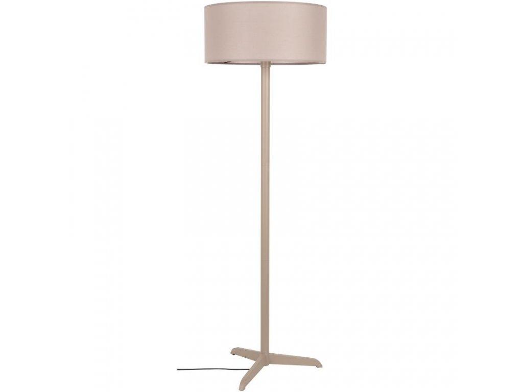 Taupe stojací lampa ZUIVER SHELBY