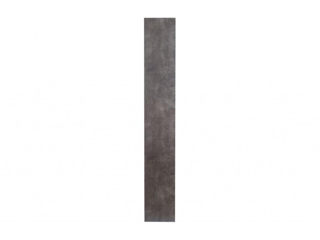 Designová knihovna Manoel I., beton