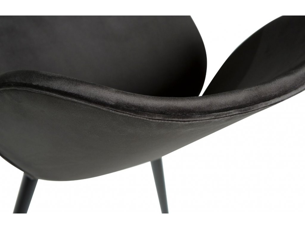 Černá židle DanForm Cloud