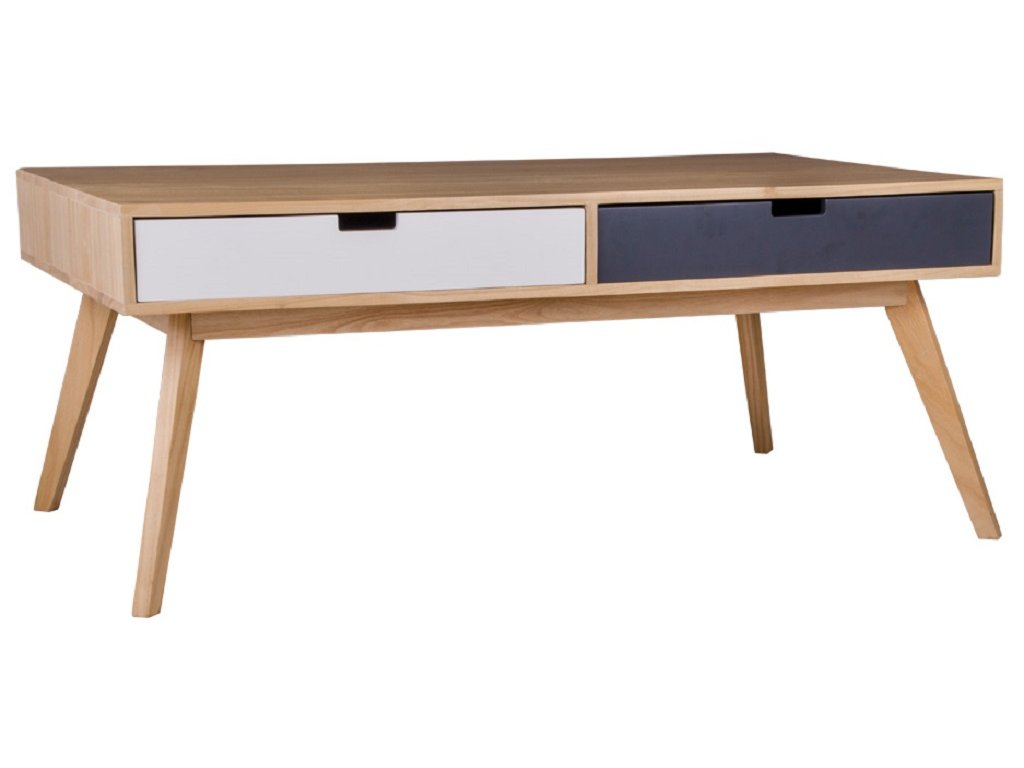 Konferenční stolek Nordic Living Orsa, více barev