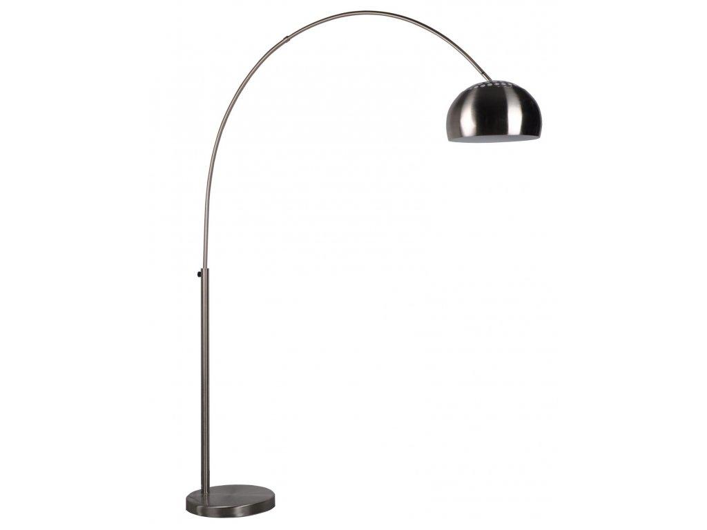 Metalická stojací lampa WLL Bow