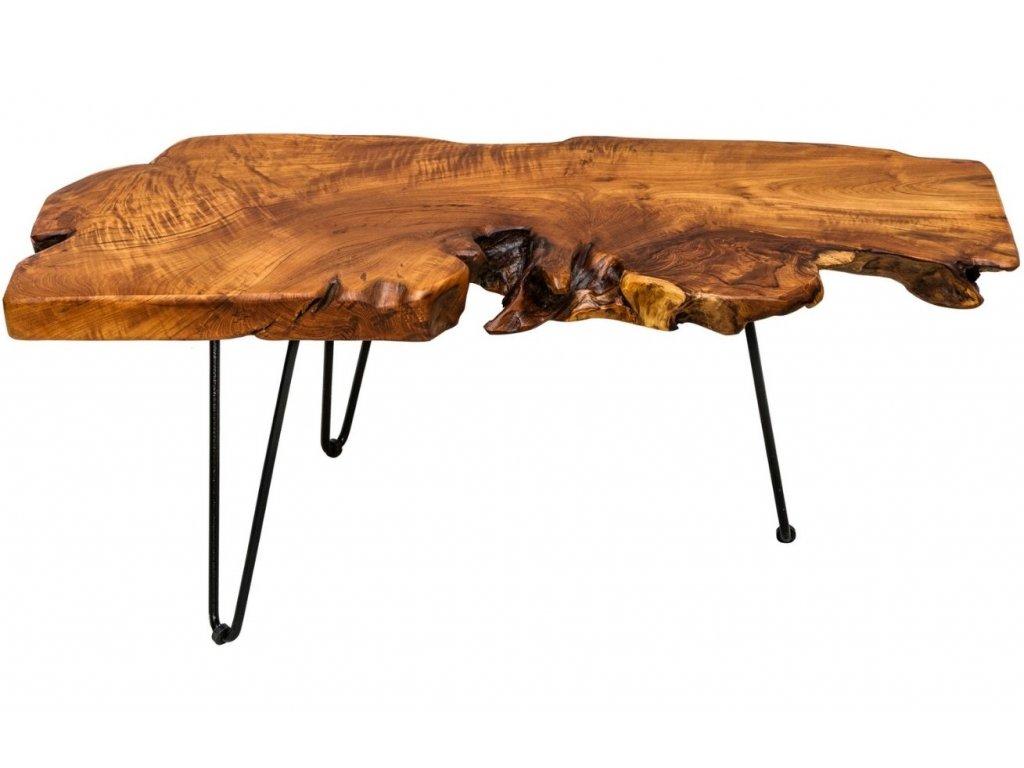 Masivní konferenční stolek Randy