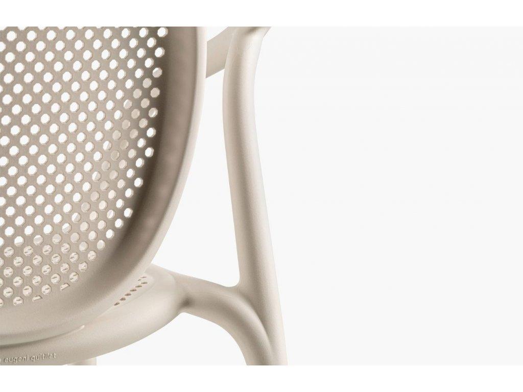 Židle Remind 3735, krémová