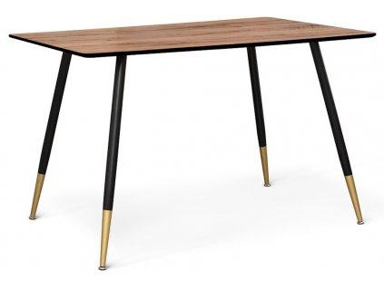 Dřevěný jídelní stůl Bravo 120x80 cm