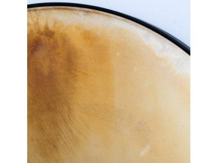 Kulaté závěsné zrcadlo Bold Monkey Peek Into The Cosmos L Ø 61 cm, pestrá barva