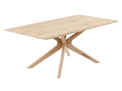Dubový jídelní stůl LaForma Armande 200 x 100 cm