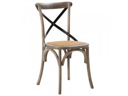 Dřevěná jídelní židle LaForma Silea