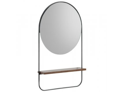 Nástěnné zrcadlo s poličkou LaForma Marcolina