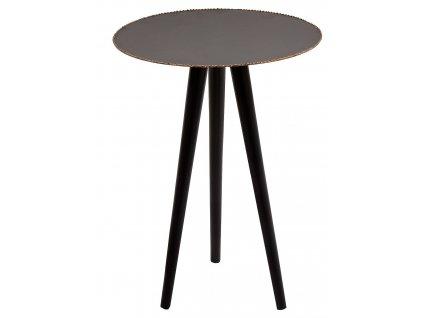 Kovový odkládací stolek LaForma Pearson