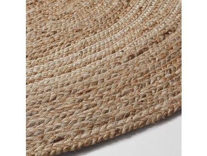 Přírodní jutový koberec LaForma Samy 150 cm