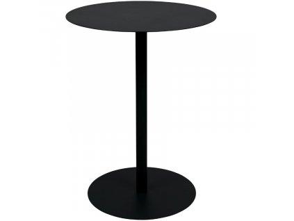 Černý bistro stůl ZUIVER Snow