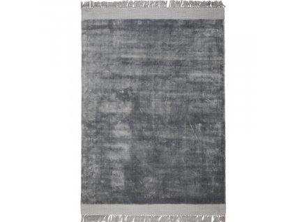 Stříbrně šedý koberec ZUIVER BLINK 200x300 cm848x848 (3)