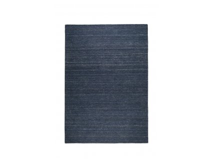 Indigově modrý koberec ZUIVER Sanders 170x240 cm