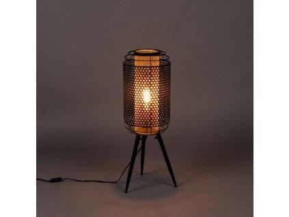 Stojací kovová lampa DUTCHBONE Archer M