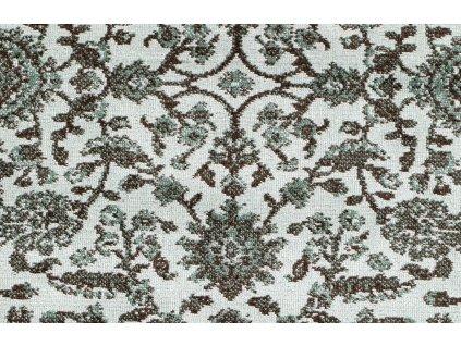 Zelený vzorovaný koberec WLL BO 160x230 cm