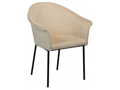 Perlová jídelní židle Kite