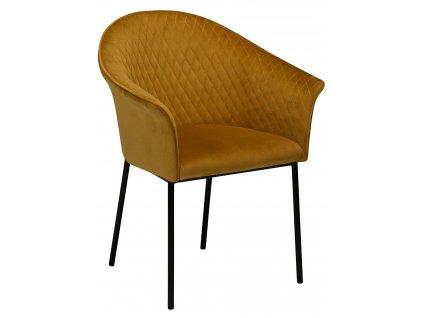 Hořčicová židle Kite