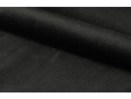 Hnědo šedá látková pohovka Velma 200 cm