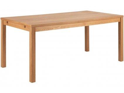 Dubový rozkládací jídelní stůl Urien