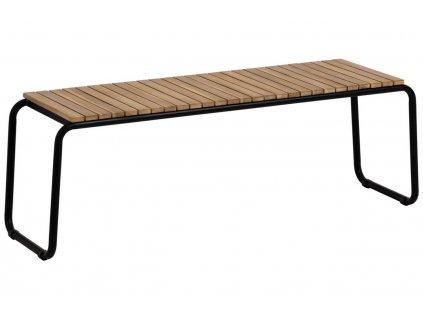 Dřevěná lavice LaForma Yukari 136 cm