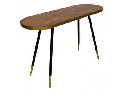 Dřevěný toaletní stolek RGE Facett