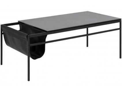 Konferenční stolek Katleya s keramickou deskou