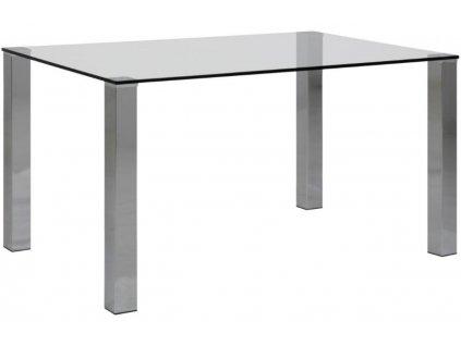 Skleněný jídelní stůl Karla 180 cm