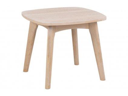 Přírodní dubový konferenční stolek Aiko Small