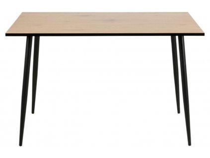 Dubový jídelní stůl Wanda 120 cm