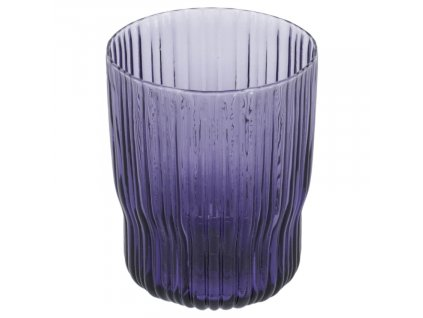 Fialová sklenička LaForma Rori