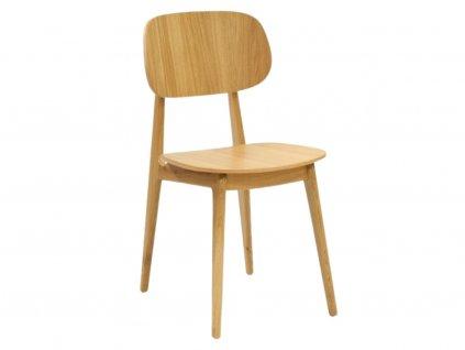 Dubová jídelní židle Rabbit