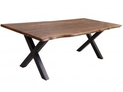Masivní jídelní stůl Mammut X 180x90 cm