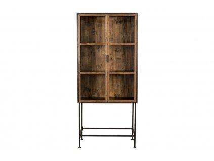 Dřevěná skříň DUTCHBONE Berlin