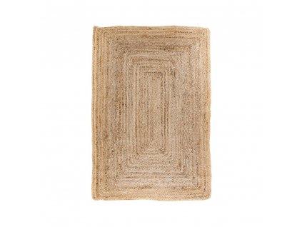 Přírodní jutový koberec Nordic Living Bombay 90 x 60 cm
