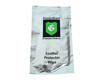 Ochranný ubrousek Guardian Leather Protector Wipe