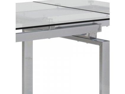 Skleněný jídelní stůl Karlo 240 cm