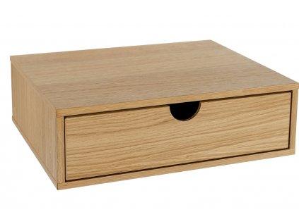 Dřevěný noční stolek Woodman Farsta