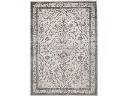 Šedý koberec ZUIVER TRIJNTJE AMAZING 170 x 240 cm