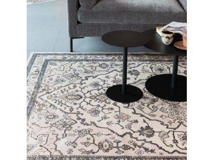 Šedý koberec ZUIVER TRIJNTJE AMAZING 200 x 300 cm