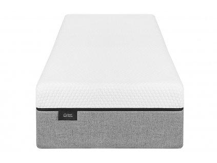 Bílá matrace LaForma Eva 90 x 190 cm s paměťovou pěnou