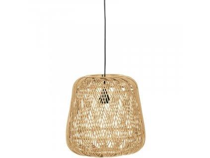Bambusové závěsné svítidlo Bamboo 36 cm848x848