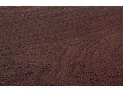 Tmavě hnědý ořechový jídelní stůl Bizzotto Maxwell 180 x 90 cm