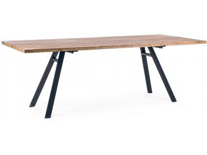 Teakový jídelní stůl Bizzotto Vermon II. 220 x 98 cm