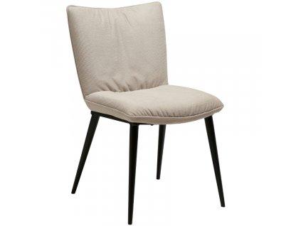 Béžová látková jídelní židle DanForm Join