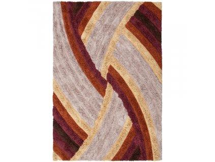 Barevný koberec Emmie 170 x 240 cm
